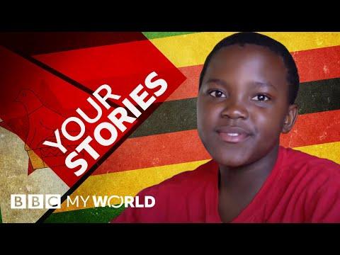 Zimbabwe's young tour guide - BBC My World