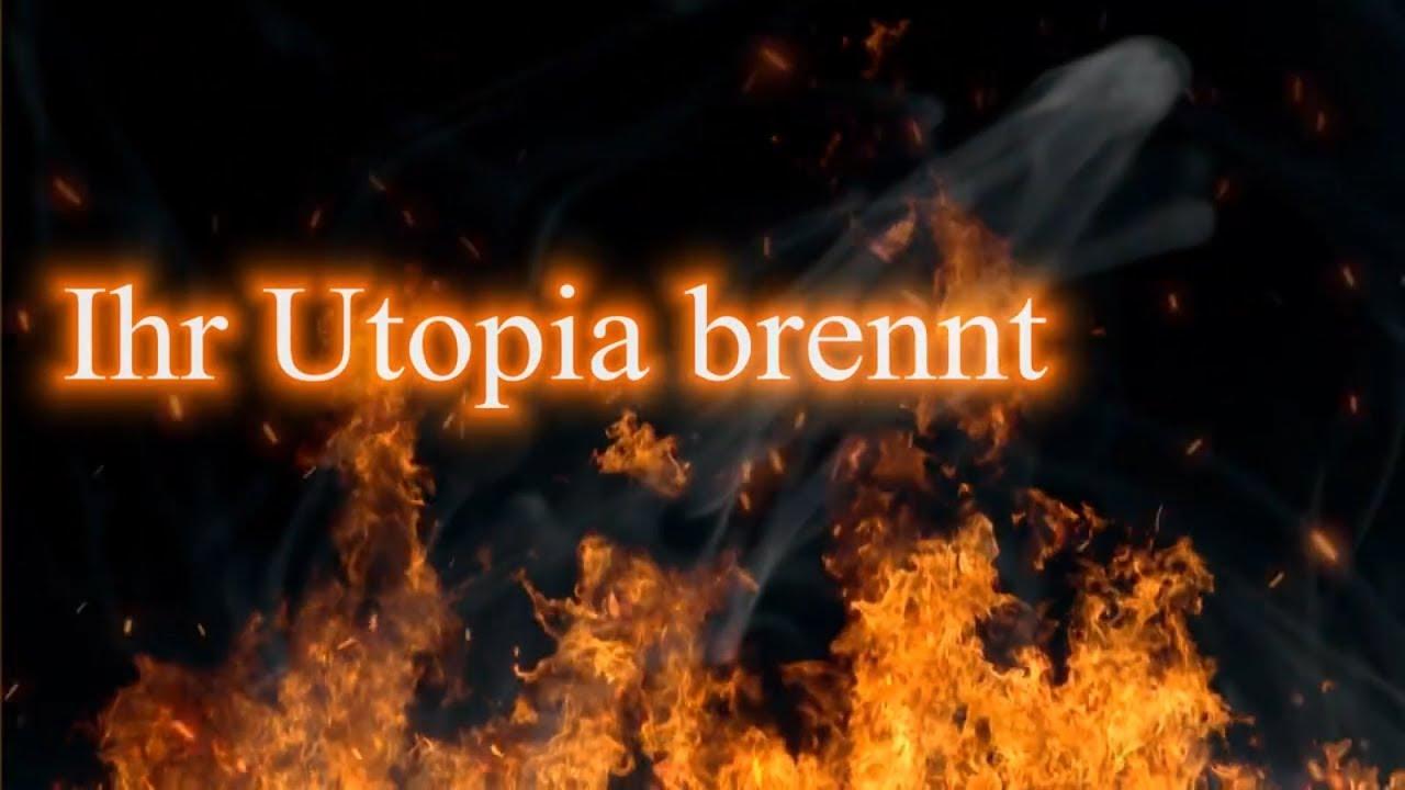 Anthrazit - Utopia brennt (Mit Text)