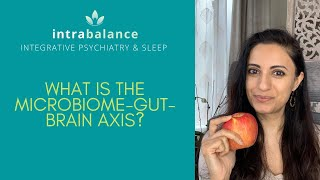 What is the Microbiome-Gut-Brain Axis?