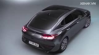 Hyundai i30 Fastback - coupe 5 cửa thanh lịch và thể thao Hàn Quốc |XEHAY.VN|