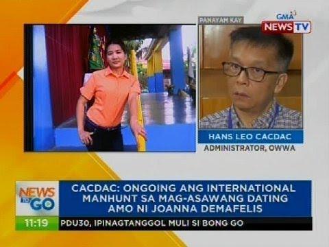 Panayam kay Hans Leo Cacdac, administrator, OWWA