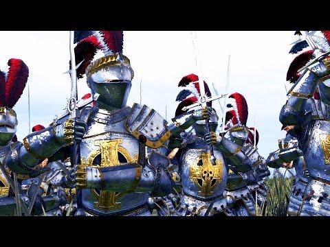 The Empire Siege Vampire Count - Massive Battle Total War Warhammer |