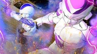 Frieza & Frost ATTACK! Tournament of Power! Dragon Ball DYNAMIC DUOS