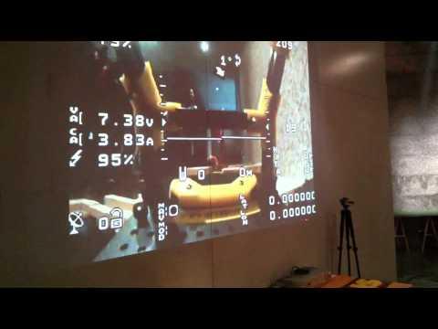 OSHWDem 2014 Domus - drone Wheelie con gprs y radar Open Lidar 3/3