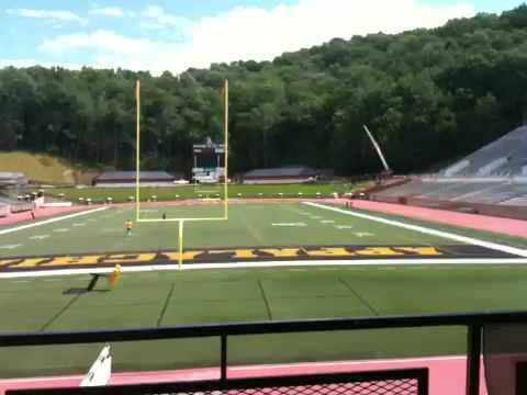 Appalachian State's Stadium: Field House