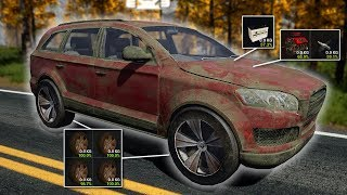 FIXING A CAR! - Mist Survival Gameplay - Zombie Apocalypse Survival Game