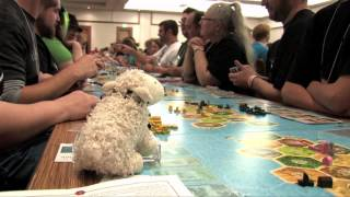 World Record Game of Catan