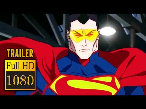 🎥 REIGN OF THE SUPERMEN (2019) | Full Movie Trailer | Full HD | 1080p Mp3
