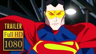 ???? REIGN OF THE SUPERMEN (2019) | Full Movie Trailer | Full HD | 1080p