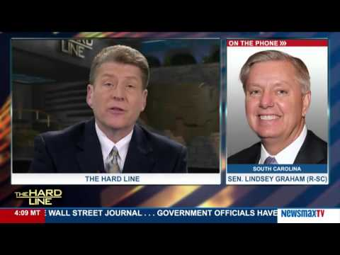 The Hard Line | Sen. Lindsey Graham discusses the campaign in South Carolina now underway