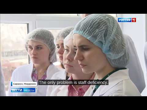 Amazing Story On How Russian Antibiotics Was Created By Russian Female Scientists