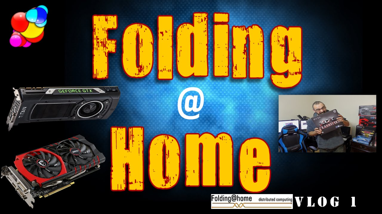 Stanford university folding home project