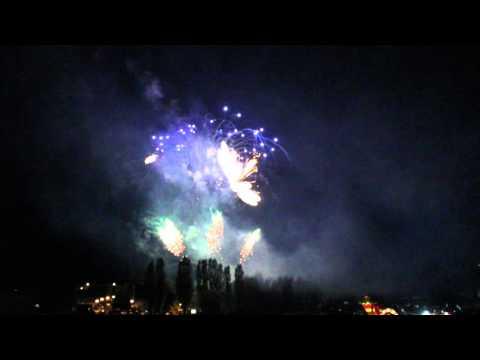 Tűzijáték verseny Pilsen - Német csapat