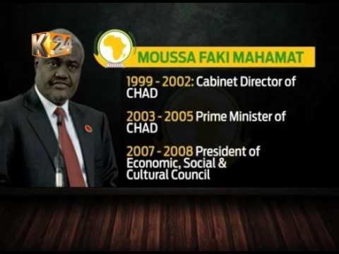 AU'S new chairman
