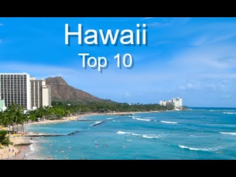 Hawaii Top Ten Things to Do, by Donna Salerno Travel