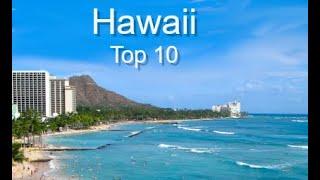 Hawaii Top Ten Things to Do