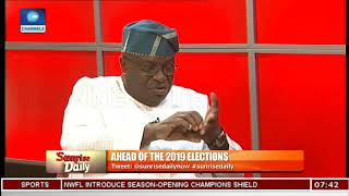 Kano Elections: No Under-aged Voters On INEC Register - Soyebi |Sunrise Daily|