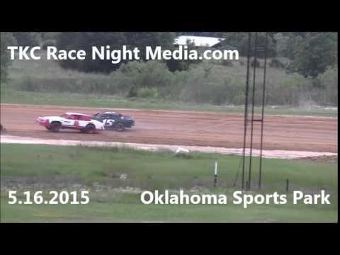 Oklahoma Sports Park 5.16.2015 ~ OH NO's
