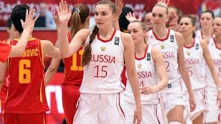 Баскетбол. Россия - Черногория, 26.06.15