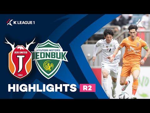 Jeju Utd Jeonbuk Goals And Highlights