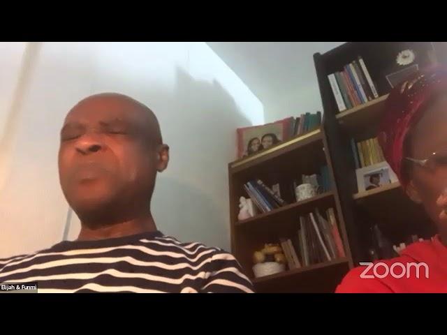 CAC Surrey District HQ London - Bible Study 23/09/2020