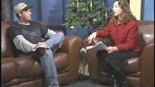 Interview on Monroe, Michigan Cable TV show