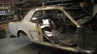 1965 Mustang Restoration part 7