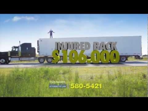 Big Truck Accident Lawyer Odessa | Attorney Robert White