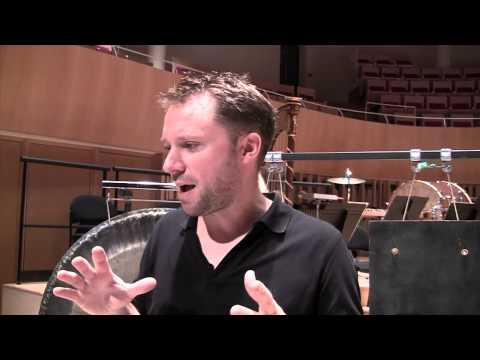 Colin Currie interview  - new percussion concerto