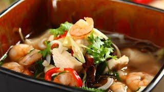 Przepis - Chińska zupa cytrynowa (przepisy kulinarne Przepisy.pl)