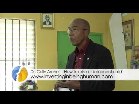 Colin Archer - How to raise a delinquent child