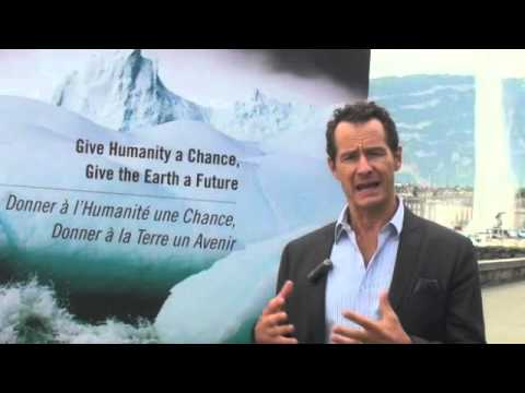Sebastian Copeland: Polar regions must be protected from climate change