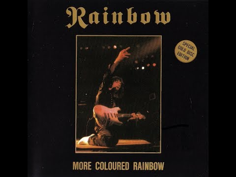"RAINBOW - 1981 ""MORE COLOURED RAINBOW"" (FULL BOOTLEG) METALLICOSICK"
