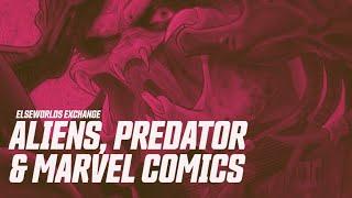 Aliens vs Predator vs Marvel [Live Discussion]