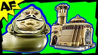 Jabba's Palace 9516 Lego Star Wars Animated Building Review