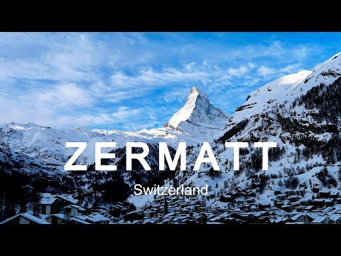 BEST SKI RESORT | ZERMATT, Switzerland