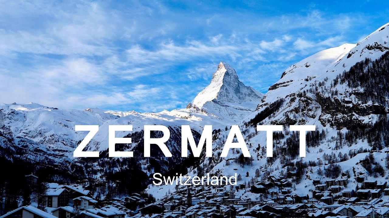 Zermatt Ski Map Download