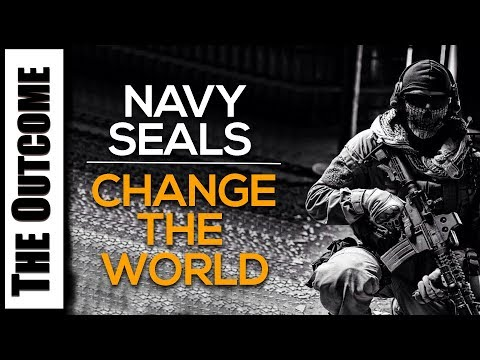 William H McRaven - CHANGE THE WORLD | Commencement Speech