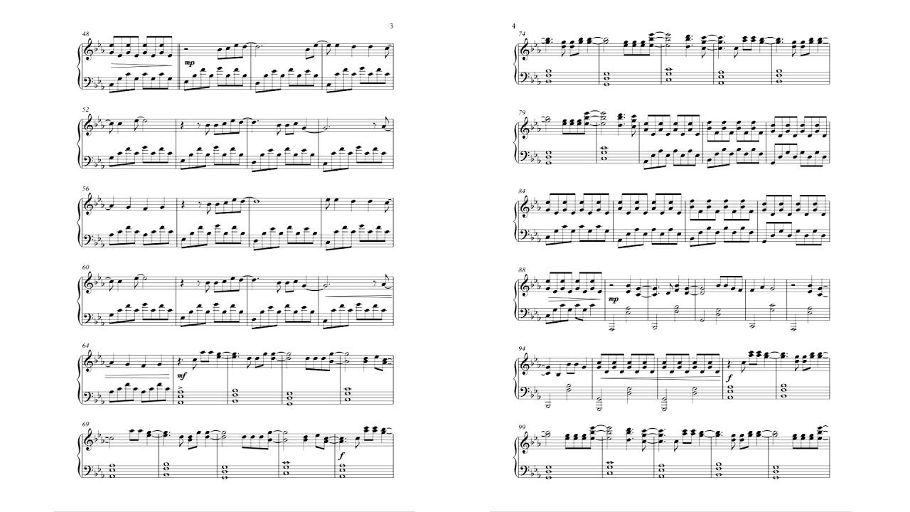 [NEW] David Guetta - Titanium - Sheet Music