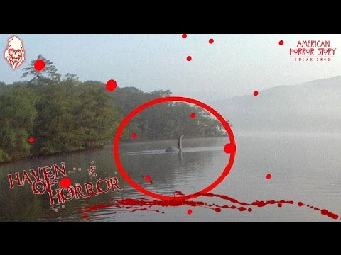 Cryptid >> Cryptozoology | Top 5 Sightings Loch Ness Monster Caught ...