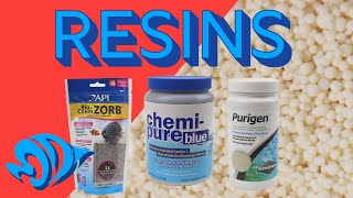 Aquarium Resins 101: What They Are and How They Work!