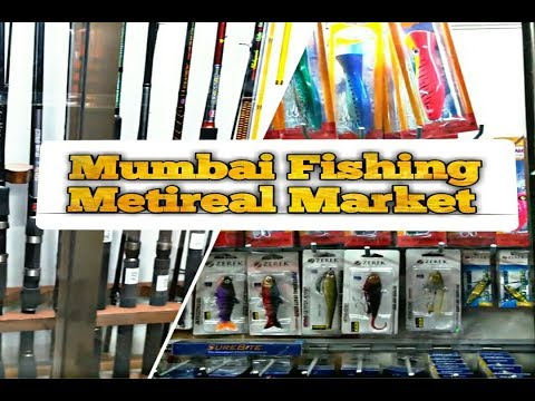 Fishing Metireal Market Mumbai