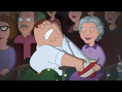Family Guy - Evelyn and Peter I Devil Woman