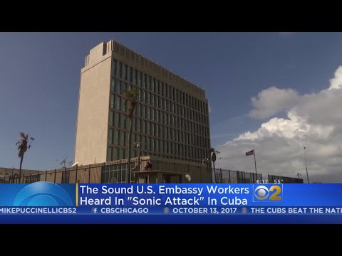 Heres What U.S. Diplomats Heard In Cuba Sonic Attacks