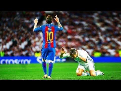 5 Times Lionel Messi Silenced Santiago Bernabeu ● Humiliating/Destroying Real Madrid ● HD