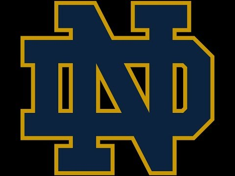 Notre Dame Fighting Irish #5 - College Football Schedule Rankings