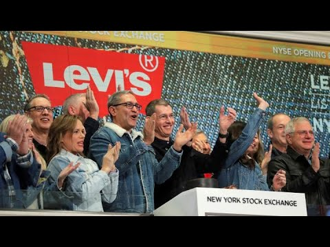 Watch CNBC's interview with Levi Strauss CEO Charles Bergh following IPO