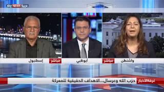 حزب الله وعرسال...الاهداف الحقيقية للمعركة