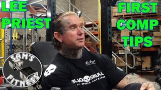 LEE PRIEST Gives Tips for Your First Bodybuilding Competition