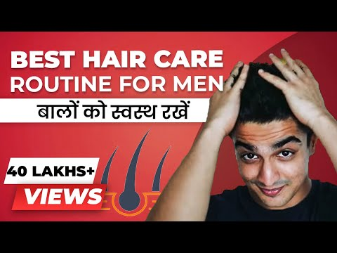 Get STRONG and SEXY Hair - Hindi Hair Care Tips | BeerBiceps Men's Grooming Hair Care Routine